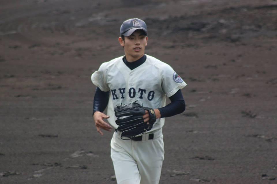 京大初のプロ入りへ。田中英祐、プロ野球という選択。