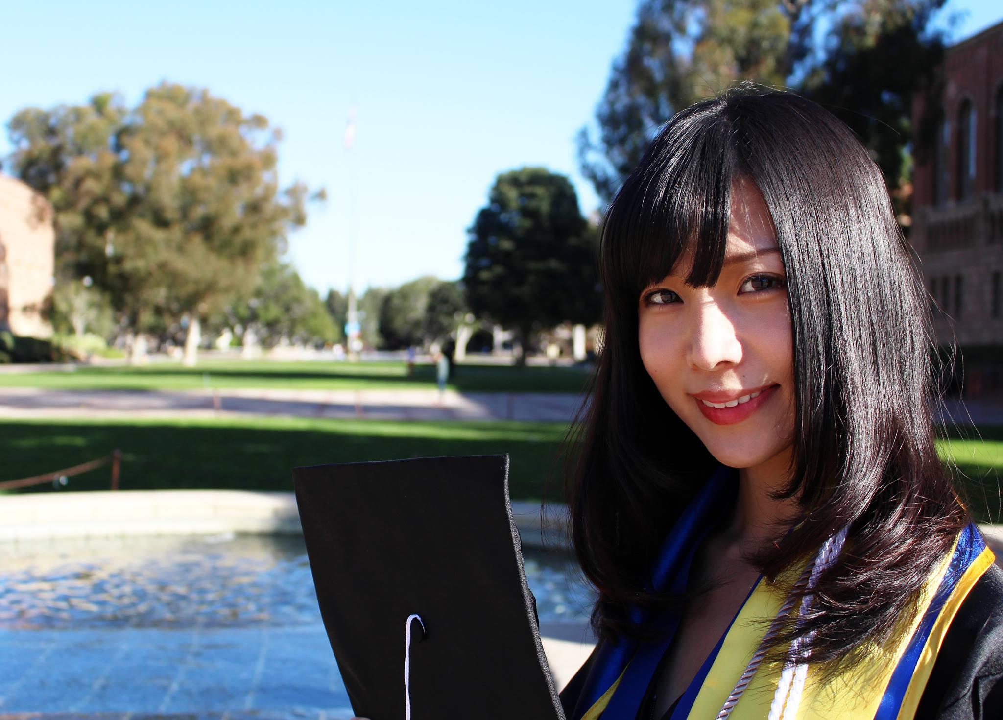 """「リクルートを選んだ理由」日本から逃げ出した""""社会不適合系女子""""が、UCLAで確信したこと"""