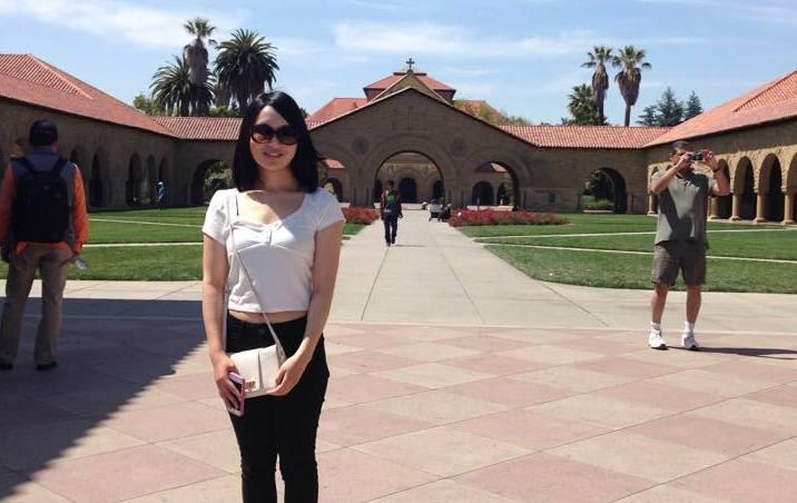 縛られずに色んな勉強がしたい。日本の大学を1年で中退し、単身アメリカへ。