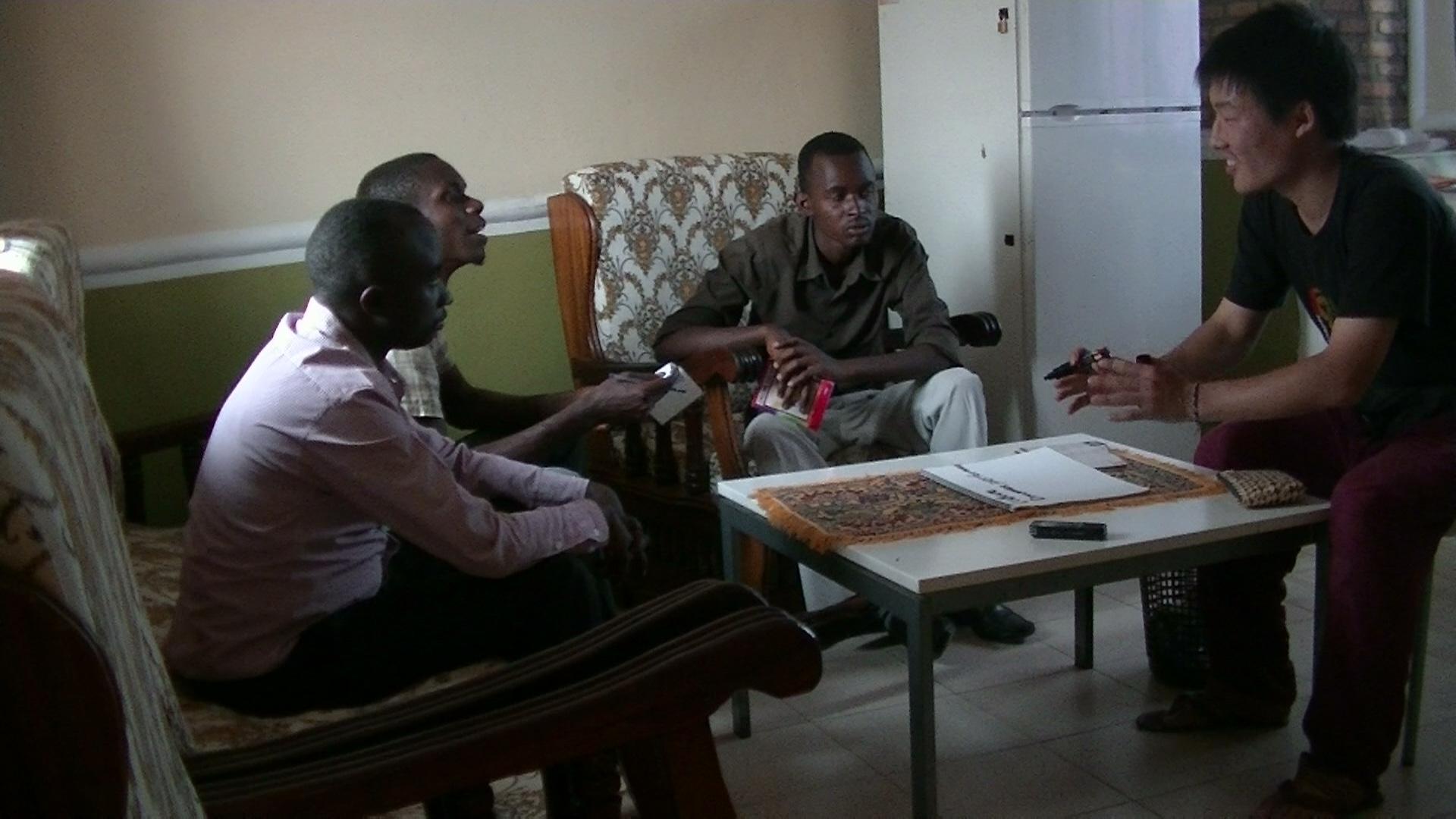 プロジェクトミーティング