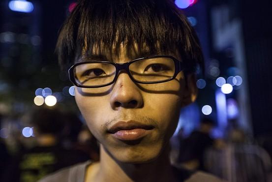 【学生必見】香港警察を混乱させた巨大デモの主導者は17歳の学生!?