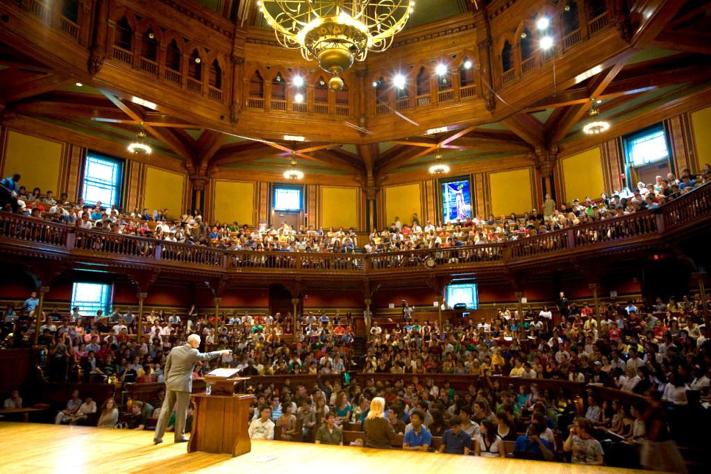 ハーバード大学図書館の有名な落書きは嘘?ただ本当に内容が素晴らしい。