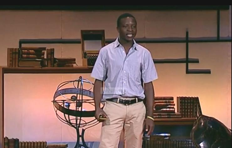 飢饉のアフリカ・マラウィから来た22歳の青年がTEDに出演できたワケ。