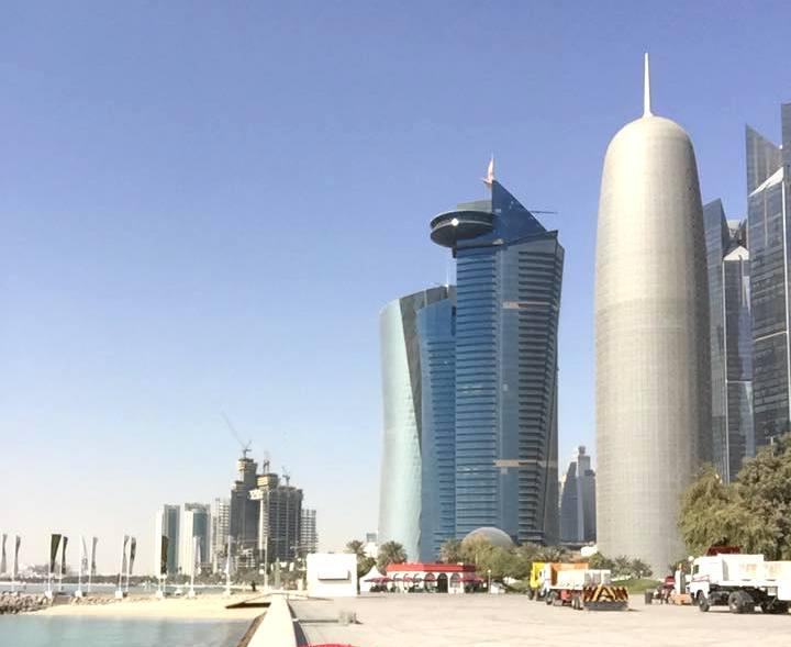 14時間のカタール滞在。アラブ圏での化石燃料が生み出す「富と宗教への理解」。