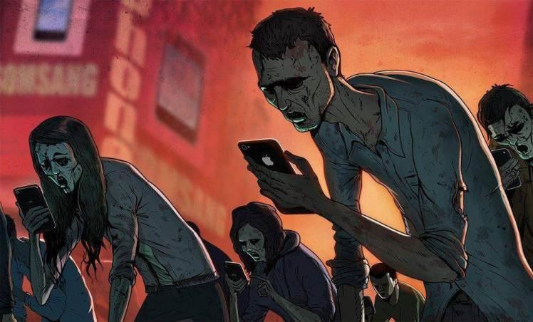 便利さの裏側にある闇。画家スティーブ・カッツが描く現代社会の根深い問題。