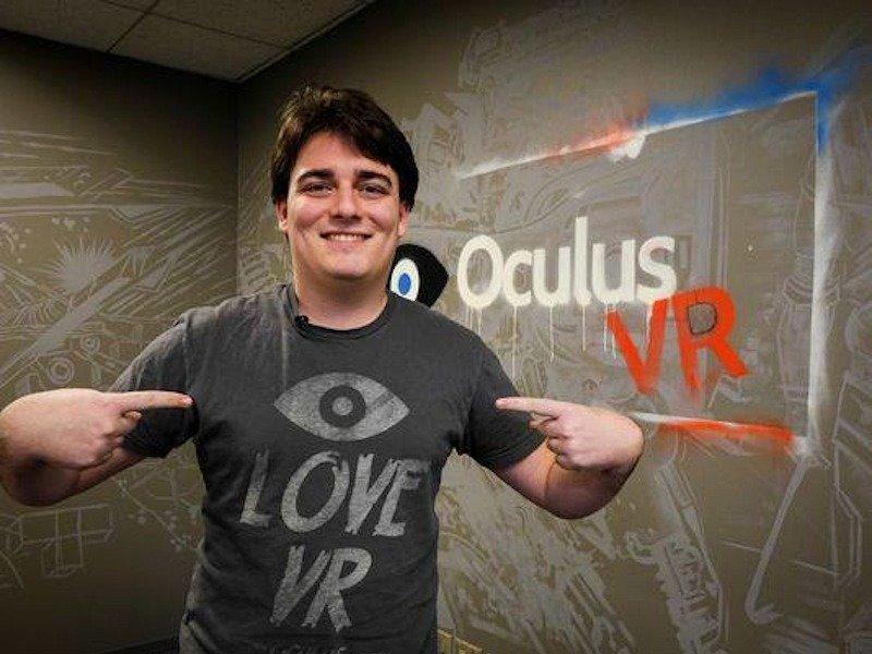 22歳のOculusCEOパーマー・ラッキーがオフィスを訪れたマーク・ザッカ―バーグを無視!?