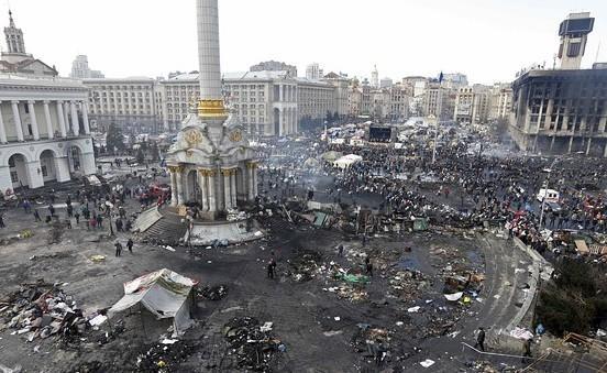 ウクライナの人々が求めているもの、それは人間らしい当たり前の生活。