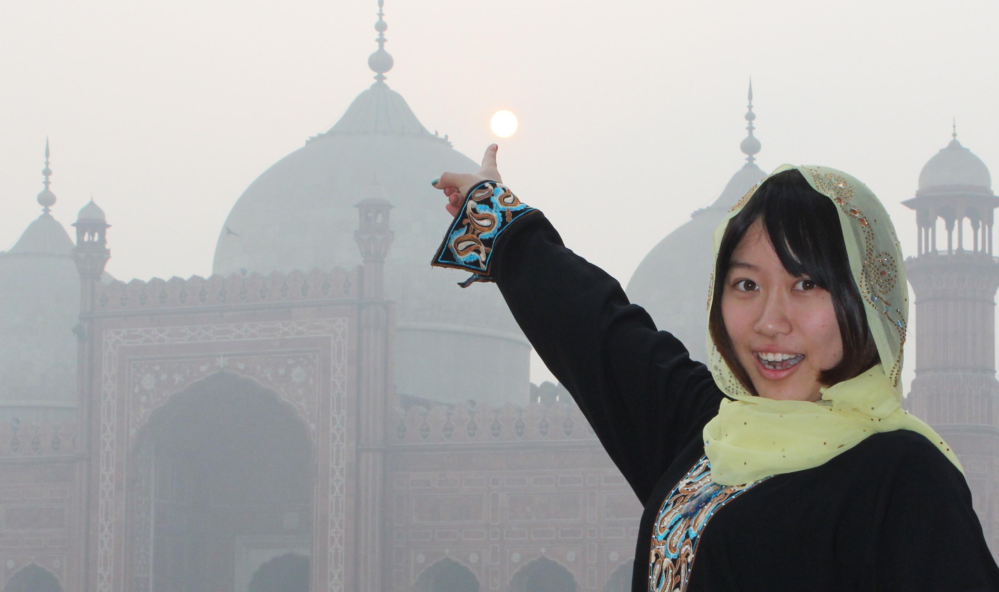 フツーな私が国連で働くために~パキスタン人留学生と考えるマララ~