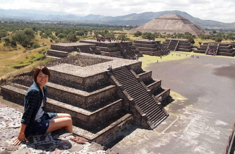 文明はやっぱりスゴい!?神秘なるメキシコの遺跡に行ってみた。