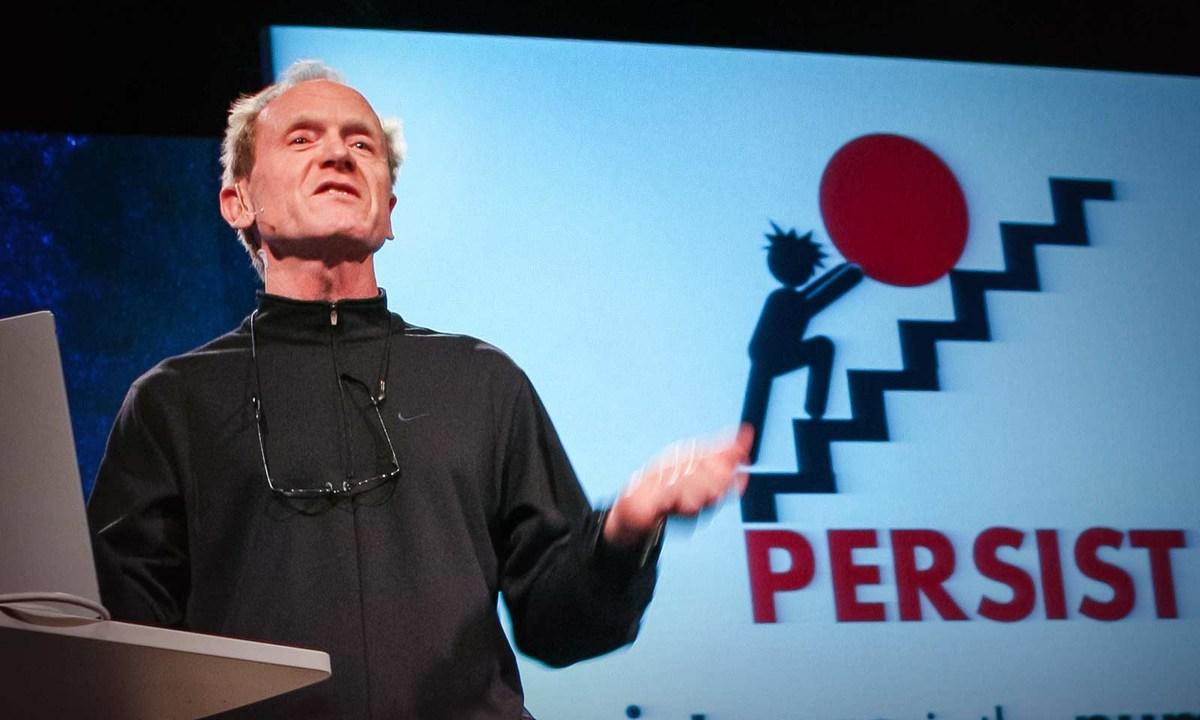 【TED特集】リチャード・セント・ジョン「成功者だけが知る、8つの秘密!」