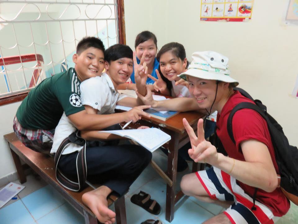 「何も助けることができない。」 東南アジアの孤児院で味わった悔しさをバネに。