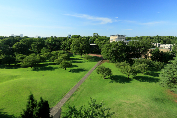まるで海外!国内の大学にあるイケてるキャンパス【7選】