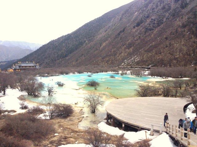 【1年で中国40ヶ所を旅した学生が選ぶ】死ぬまでに行きたい観光地ランキング~青い絶景・九寨溝と黄龍〜