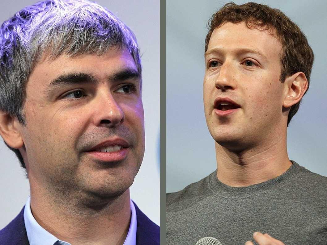 FacebookとGoogleで働いた男性が語る「二社の大きな違い」とは?
