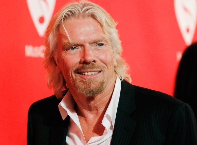 リビングだと思え!VirginGroup会長リチャード・ブランソンが語る「スピーチ嫌いを克服する方法」。