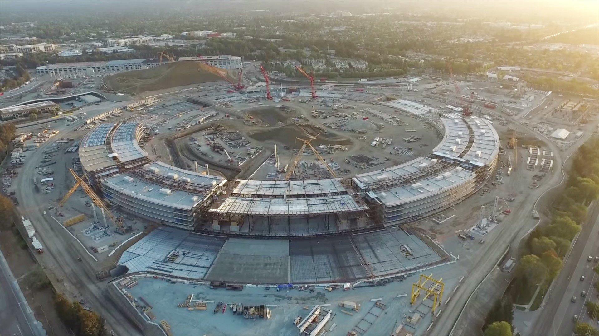 2017年末完成予定の「AppleCampus2」と呼ばれるApple新オフィスが公開される!